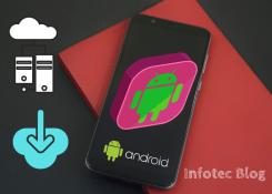 Como fazer backup do celular Android antes de redefinir as configurações de fábrica?