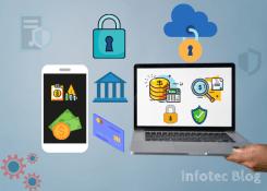 Como a tecnologia pode garantir a segurança em operações financeiras.