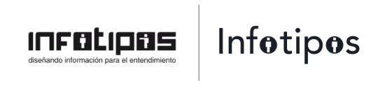 Infotipos 2010 vs. Infotipos 2020.