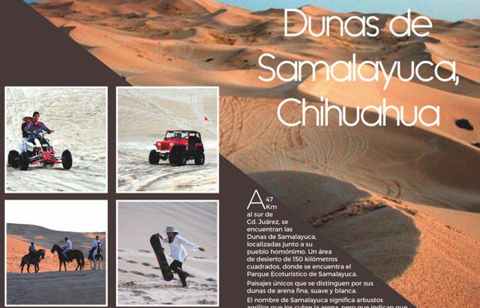 Dunas de Samalayuca, Chihuahua