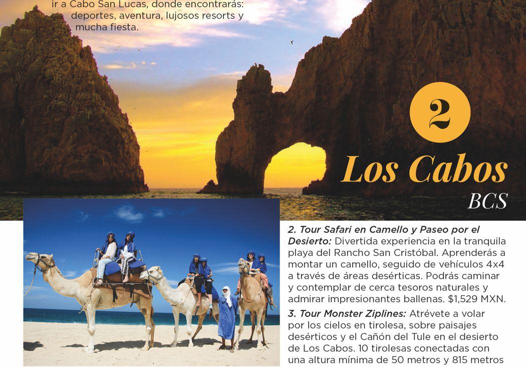 2. Los Cabos, BC