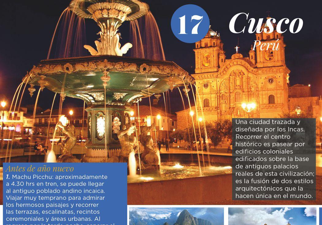 17. Cusco, Perú