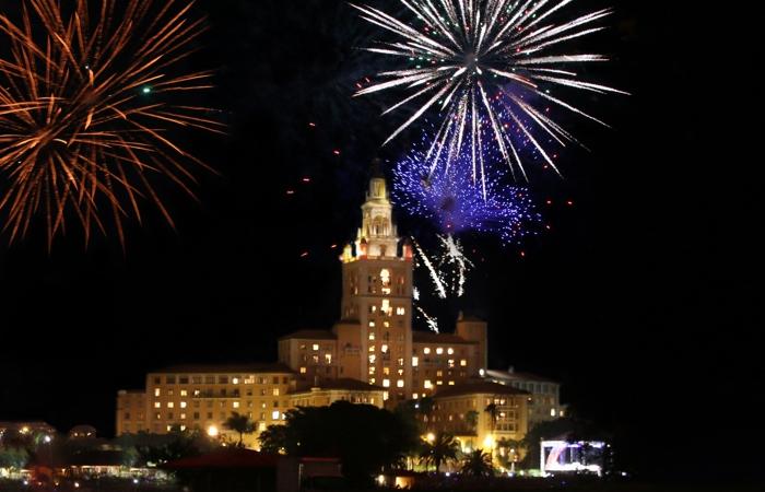 Celebra el Año Nuevo en el 90 Aniversario del Hotel Biltmore