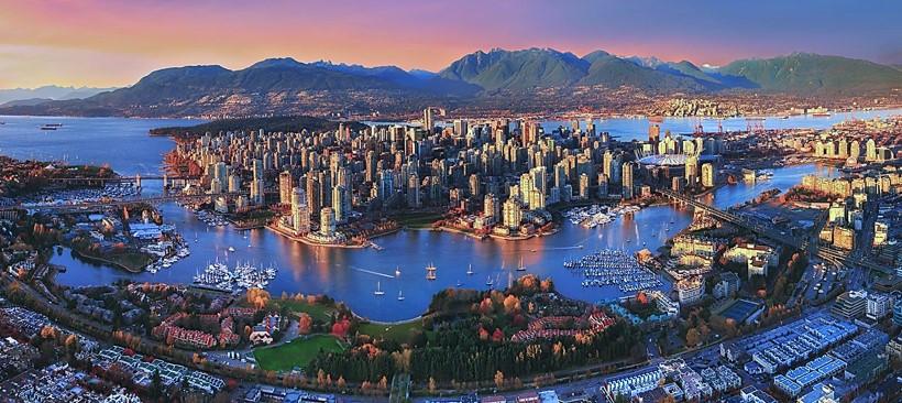 Vancouver de lujo para este verano