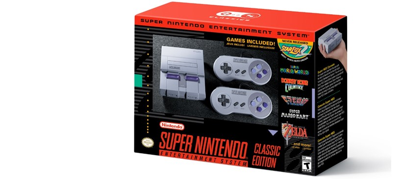 Super Nintendo regresa