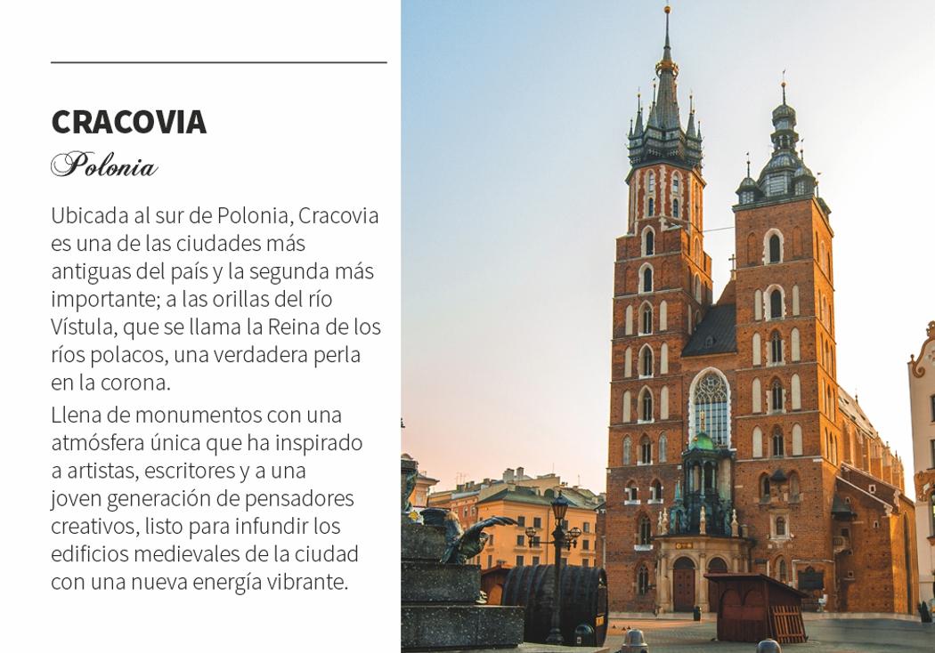 Cracovia, Polonia