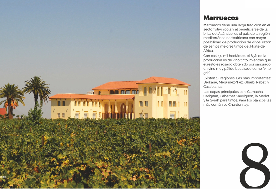 8. Marruecos