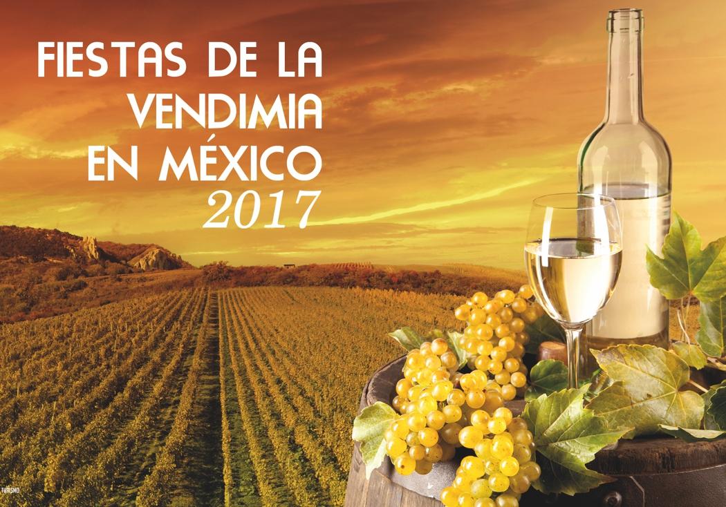 Fiestas de la Vendimia en México 2017