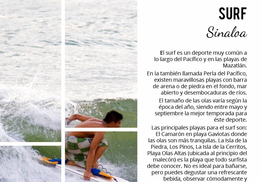 5. surf en Sinaloa
