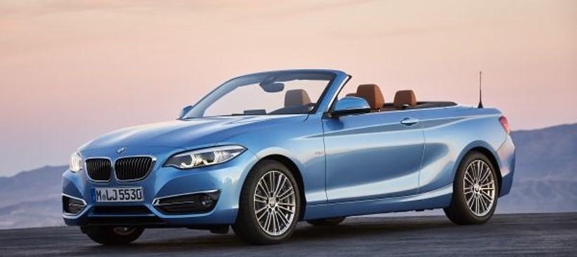 Libertad y elegancia en el nuevo BMW Serie 2 Convertible