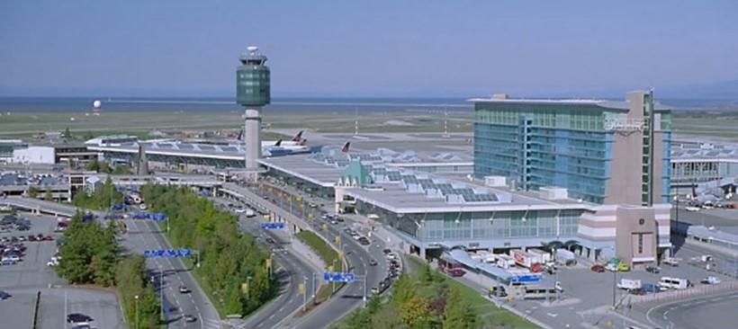 El Aeropuerto Internacional de Vancouver, espera la llegada de Interjet