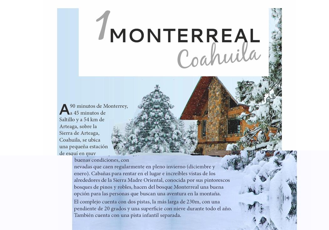 1. Monterreal, Coahuila