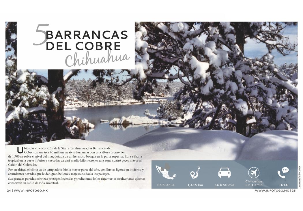 5. Barrancas del Cobre, Chihuahua