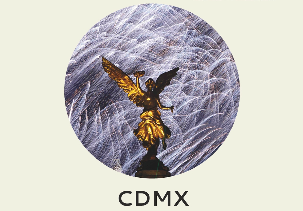 Año nuevo 2018: CDMX