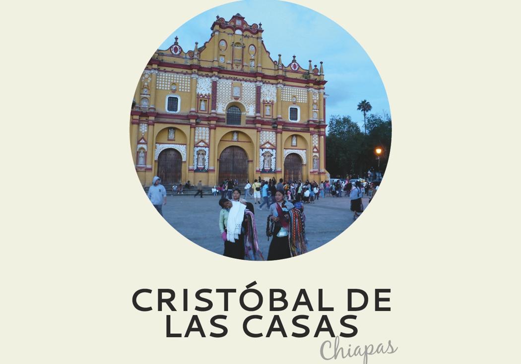 Año nuevo 2018: San Cristóbal de las Casas, Chiapas