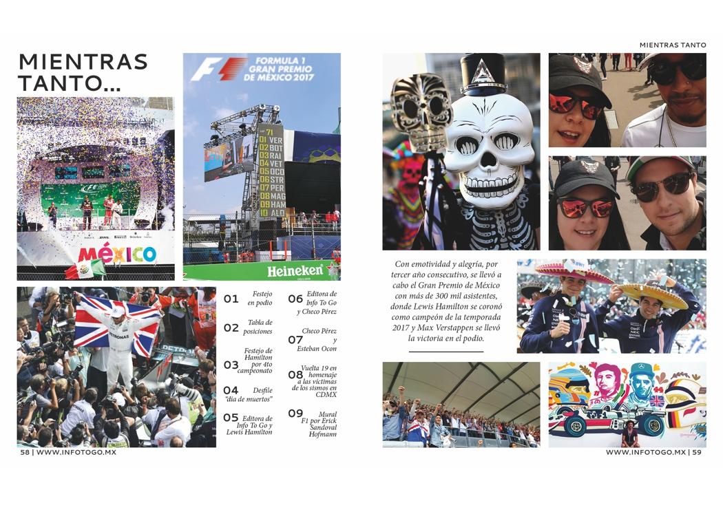 Mientras tanto… Gran Premio de México 2017
