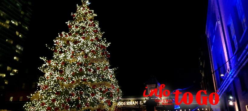 5 imperdibles de Toronto en la Navidad