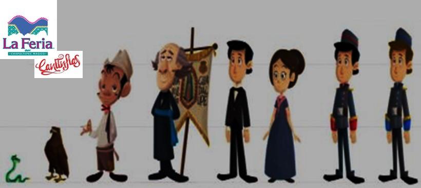 Cantinflas llega a La Feria de Chapultepec