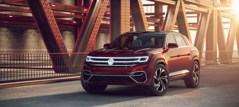 Atlas cross sport concept  de Volkswagen