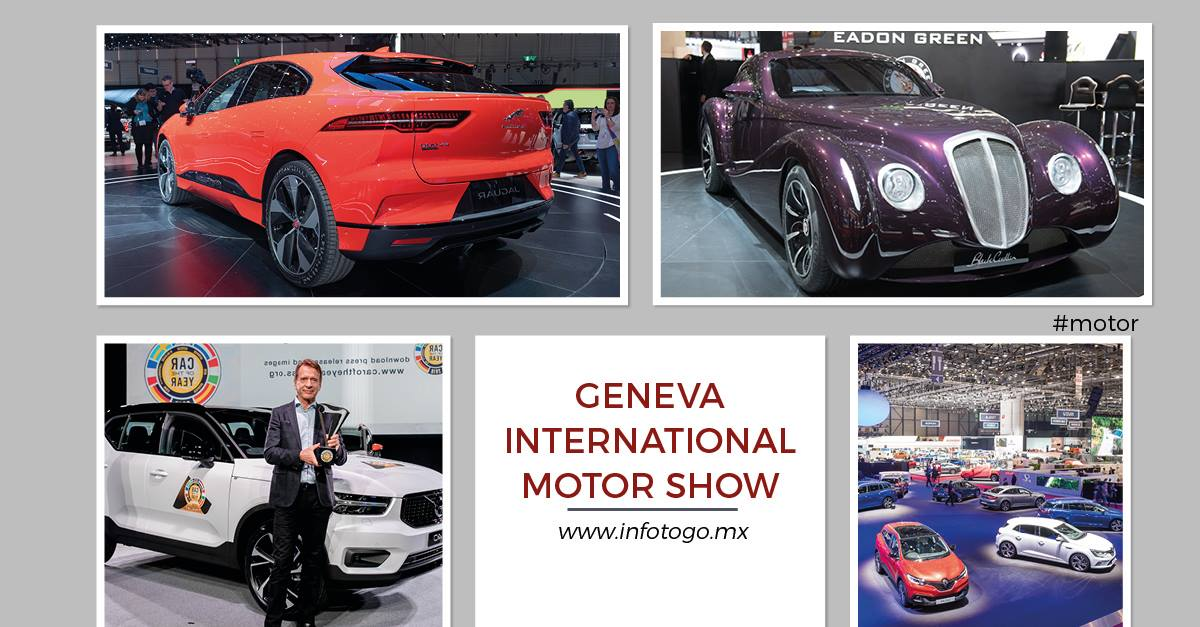 Geneva International Motor Show 2018