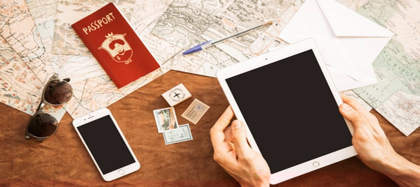 95% de viajeros utilizan recursos digitales