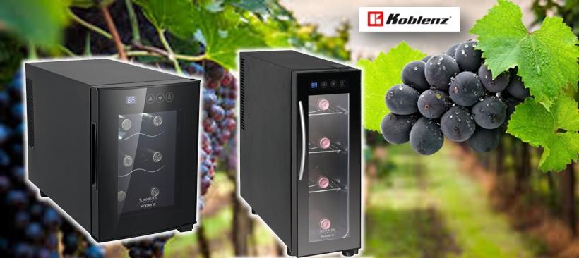 Sommelier Koblenz, la solución perfecta para almacenar y enfriar vinos