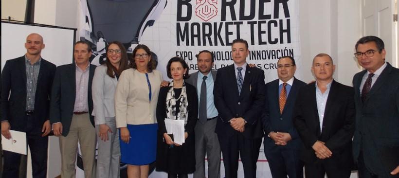 """Ciudad Juárez presenta el evento binacional """"Border Market Tech"""""""