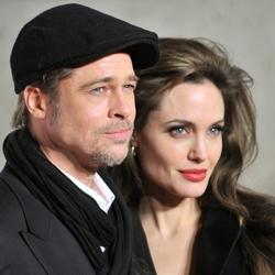 Свадьба Брэда Пита и Анджелины Джоли