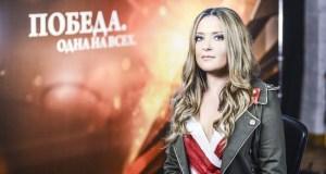 Могилевская плакала в ДК «Украина», стоя на коленях