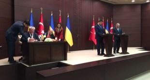 Украина и Турция договорились о взаимной отмене виз