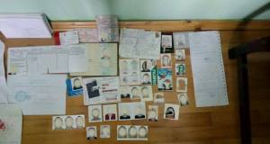 Полицейские изъяли документы и другие доказательства @facebook.com/UA.National.Police