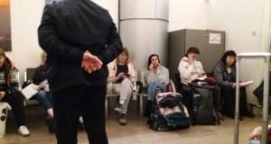 140 украинцев удерживали в аэропорту Израиля в течение пяти часов