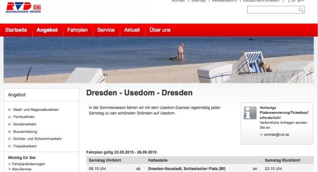 Strandhaus Aurell  Usedom Ferienwohnungen Fernbuslinien