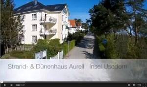 Video Dünenhaus Aurell