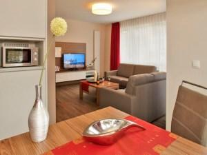 Dünenhaus Aurell Appartement 4 Ferienwohnung Usedom