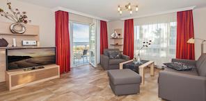 Strandhaus Aurell Typ 4 klein
