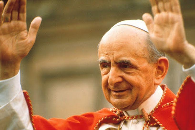 Resultado de imagen de Pablo VI