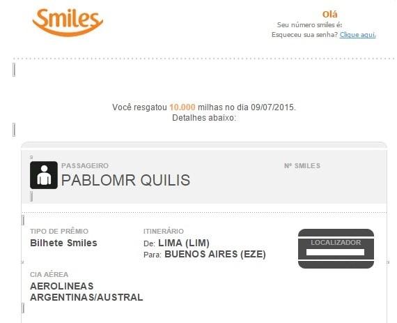 Smiles Lima 2015