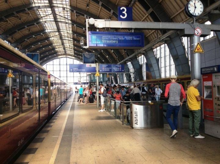 Estación de S-Bahn