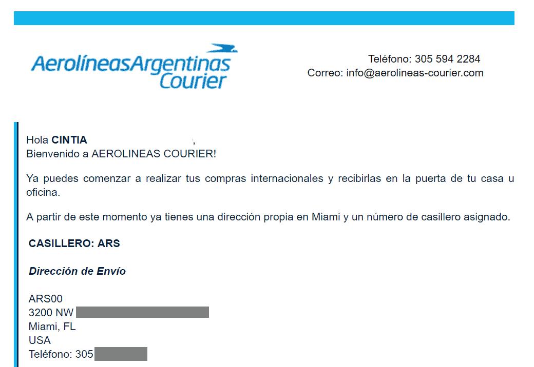 Aerolíneas Argentinas lanzó su programa