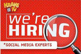 KRAKS Media Recruitment