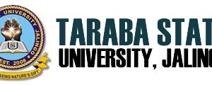 TARABA STATE UNIVERSITY post UTME past questions