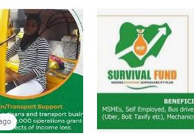 Survival Fund Registration Portal