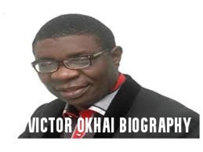 Victor Okhai Biography