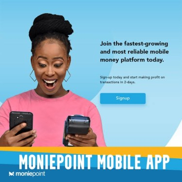 Moniepoint Mobile App