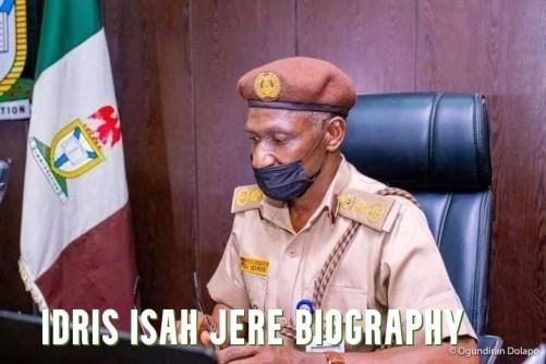 Idris Isah Jere Biography