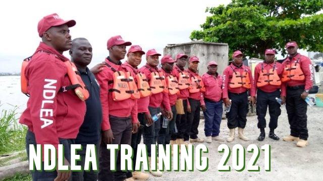 NDLEA Training Date 2021