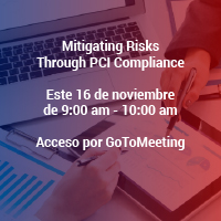 Webinar Mitigating Risks Through PCI Compliance Feature