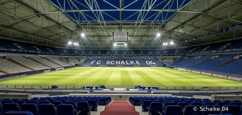 VELTINS-Arena, © Schalke 04
