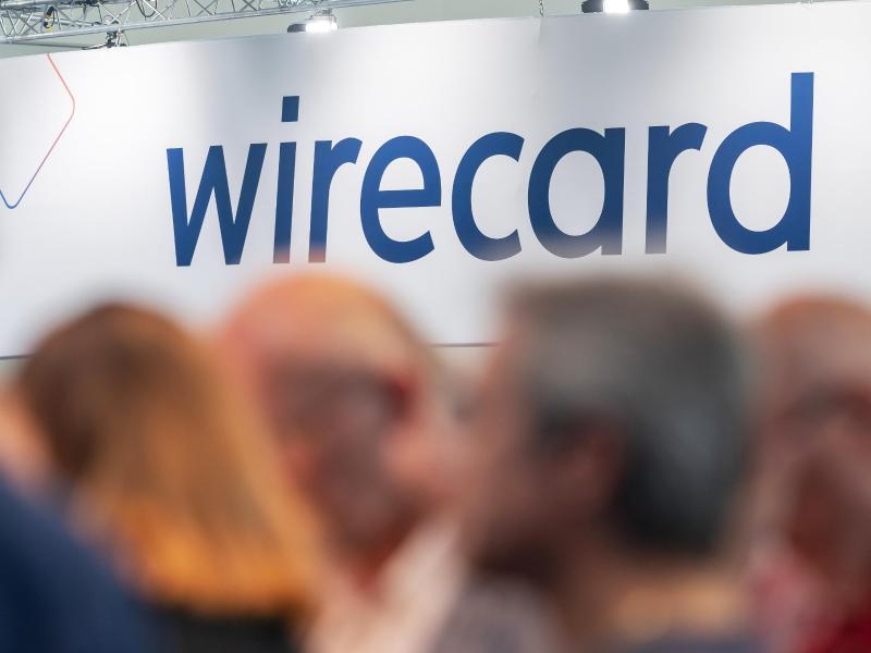 Wirecard taumelt: An der Frankfurter Börse hatte der Skandal einen Ausverkauf der Wirecard-Aktien zur Folge. Foto: Peter Kneffel/dpa